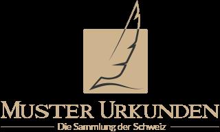 MUSTER-URKUNDEN.ch, Widmer